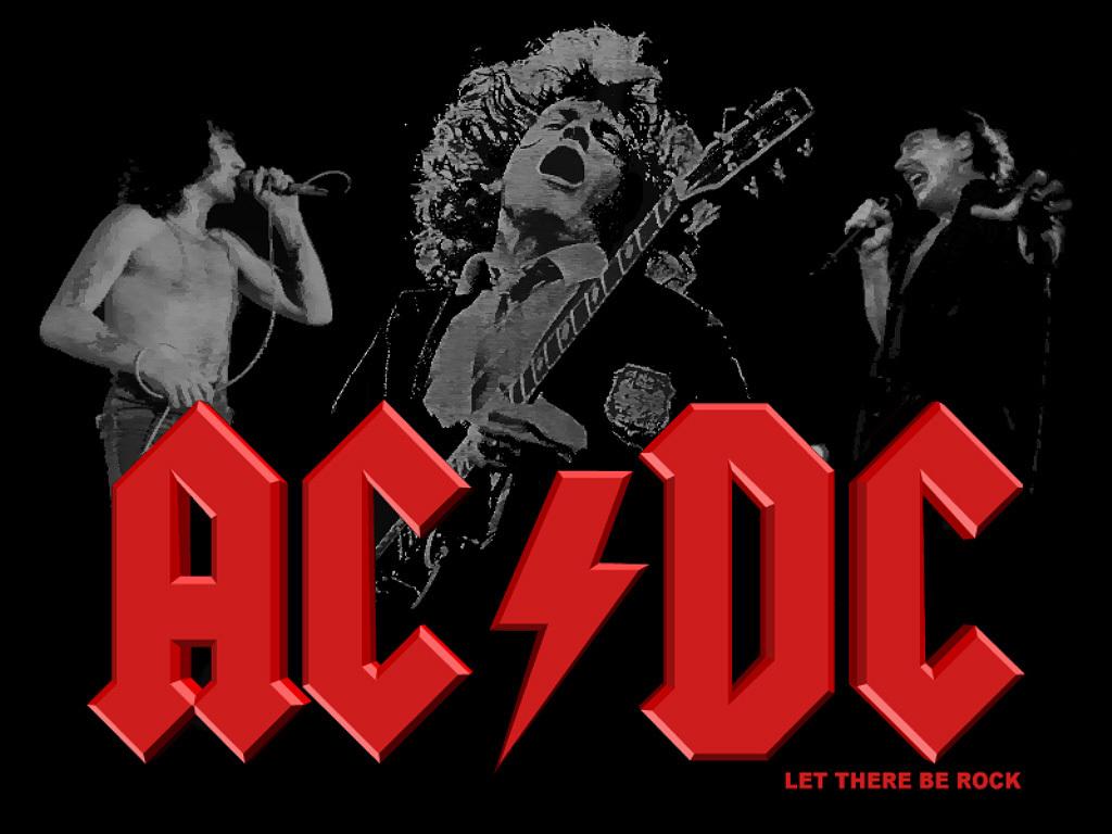 ACDC Desktop Wallpapers   Rock Band Wallpapers 1024x768