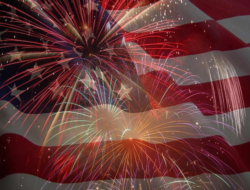 Twitter Fourth of July Backgrounds and Background Images 1000x759