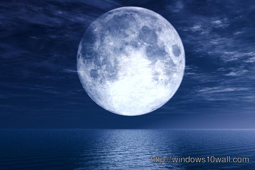 moon windows 10 Wallpapers 880x587