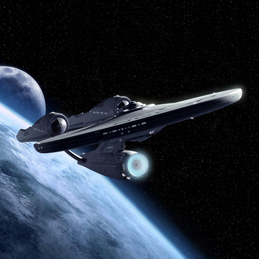 Star Trek Tablet Wallpaper