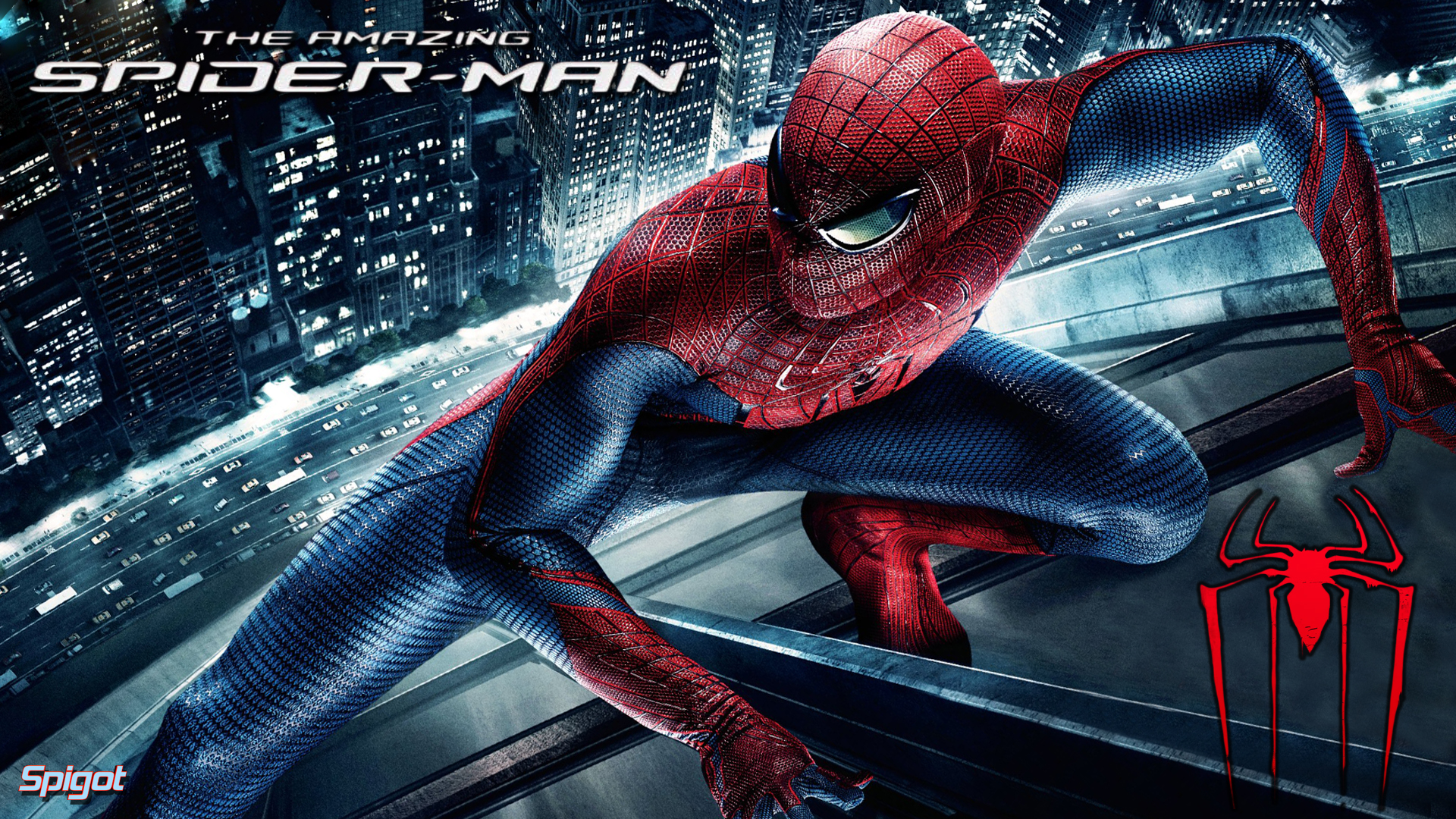 More Amazing Spider Man Wallpapers George Spigots Blog 1920x1080