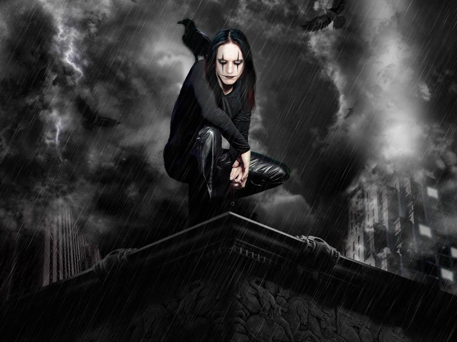 wallpaper Dark Gothic Wallpapers 1600x1200