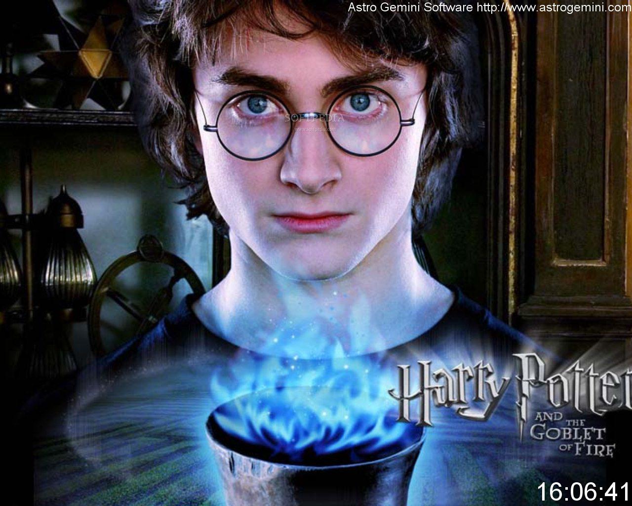 Harry Potter Screensaver 1 FullScreen 1280x1024