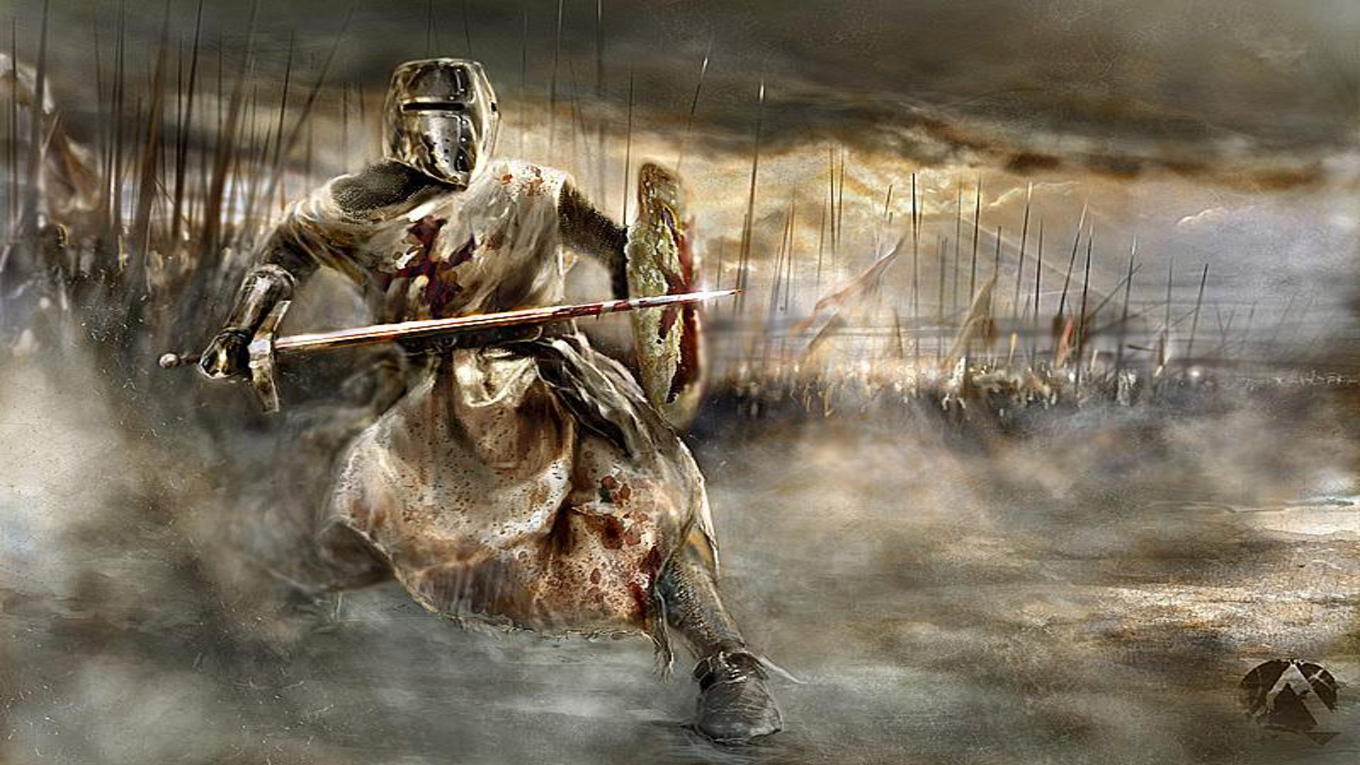 Knights Templar Wallpaper Medieval 30 Background Pictures 1920x1080