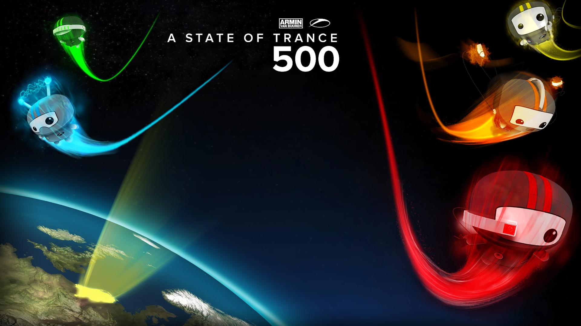 State of Trance 500 by xmynox 1920x1080