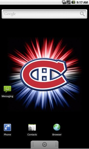 View bigger   Montreal Canadiens Wallpaper for Android screenshot 307x512
