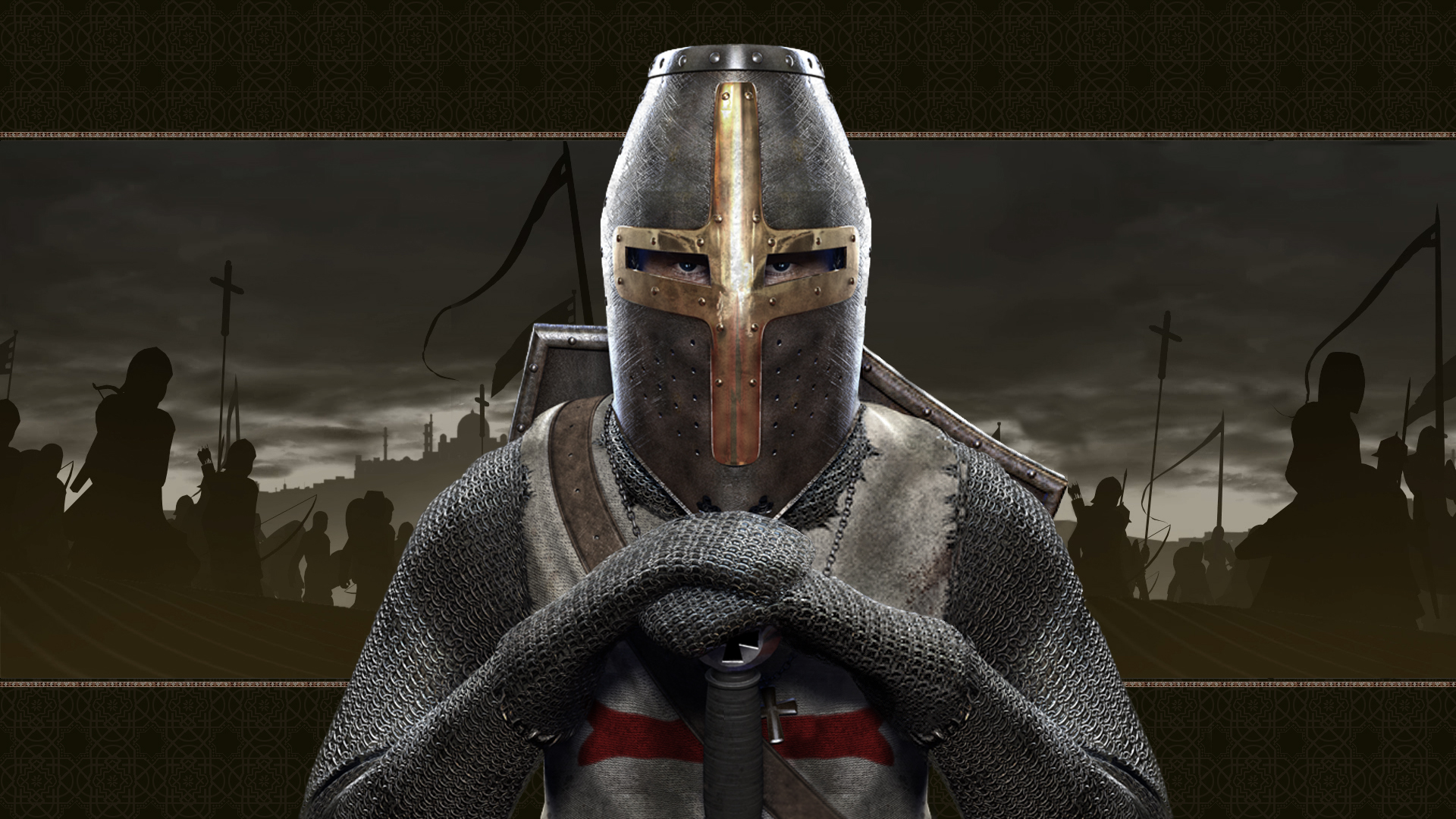 Crusader Knight Computer Wallpapers Desktop Backgrounds 1920x1080 1920x1080