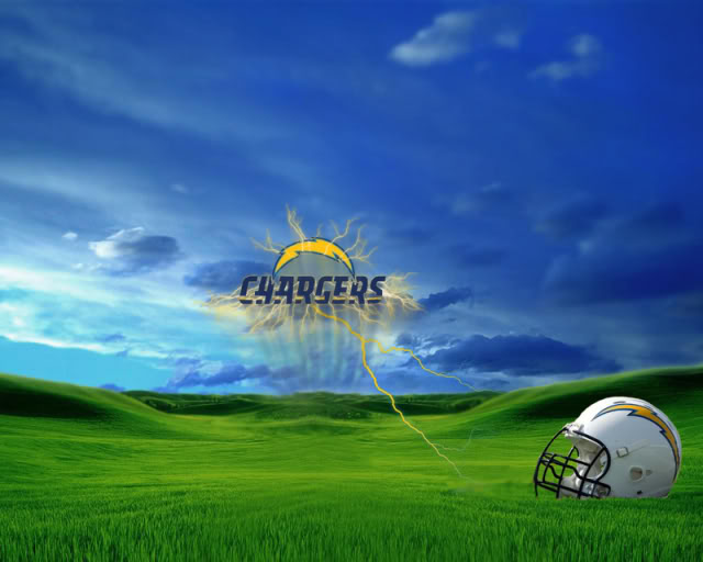 Chargers Background   Chargers Wallpaper 640x512