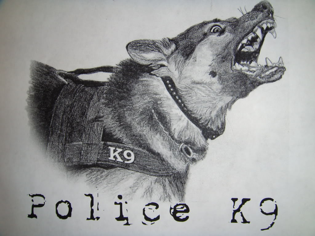 46+] Police K9 Wallpaper on WallpaperSafari