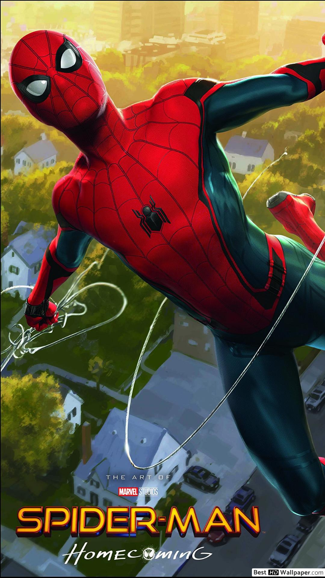 Apple Iphone 7 Plus   Spider Man Homecoming 9 11 Wallpaper 1080x1920