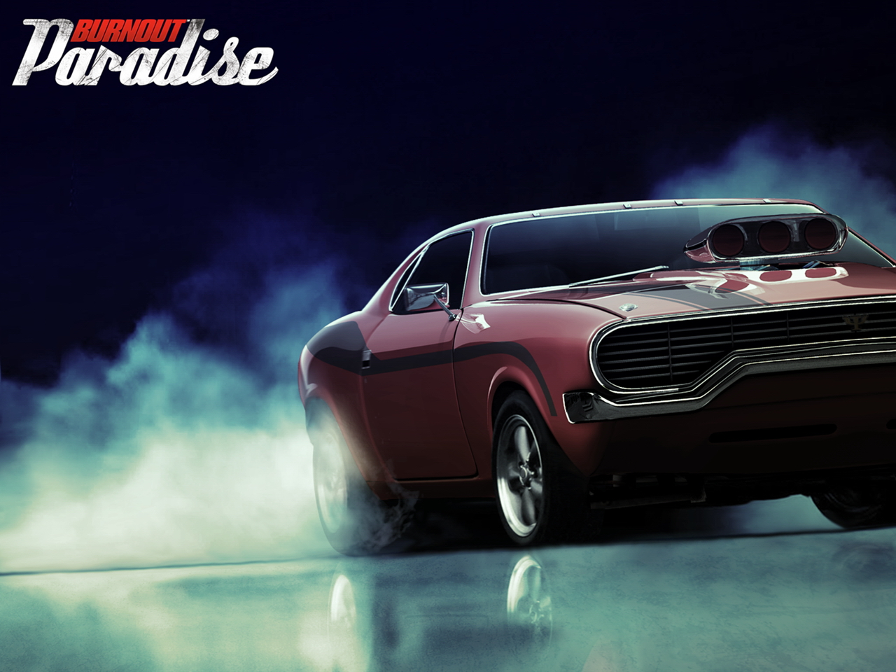 My Cars Wallapers Muscle Car Wallpapers 1280x960