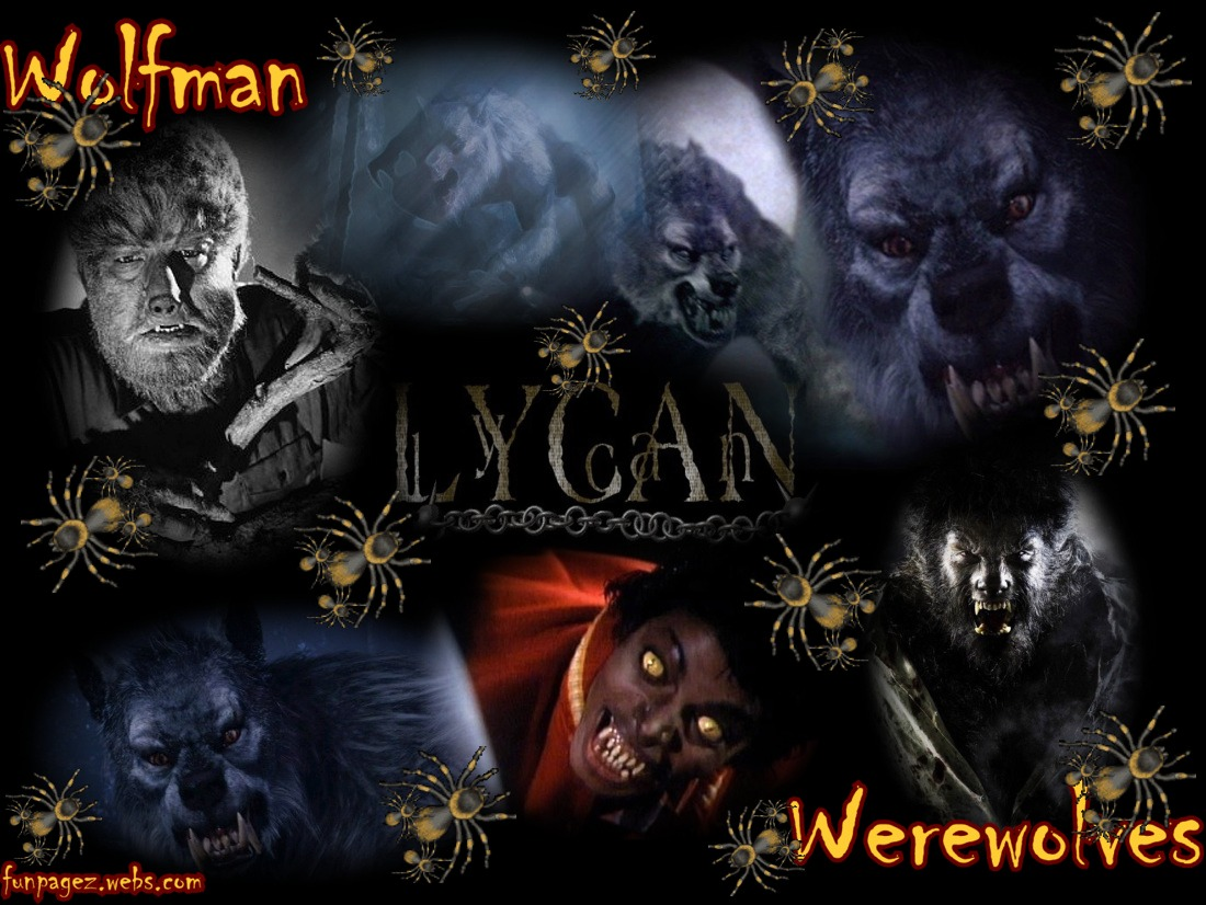 Wolfman Werewolves Lycans Classic Monsters New Monsters Mardi 1100x826