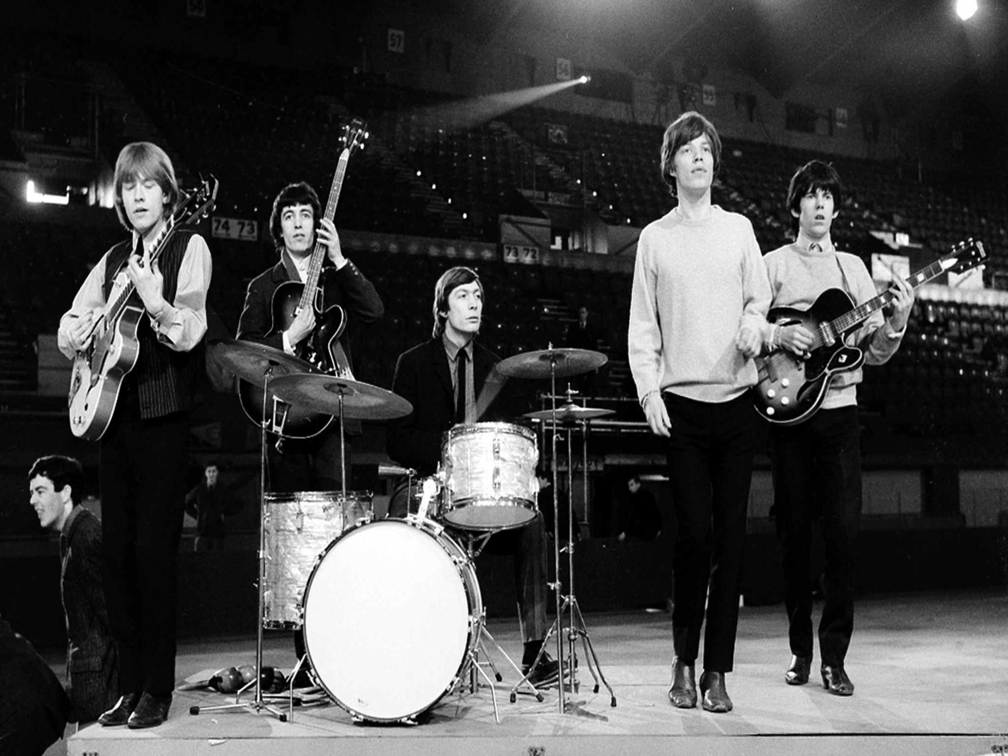 The Rolling Stones wallpaper The Rolling Stones wallpapers 2048x1536