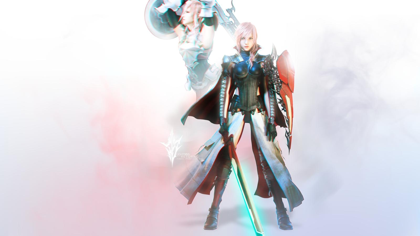 Lightning Returns   FFXIII Wallpaper by MikoyaNx 1600x900