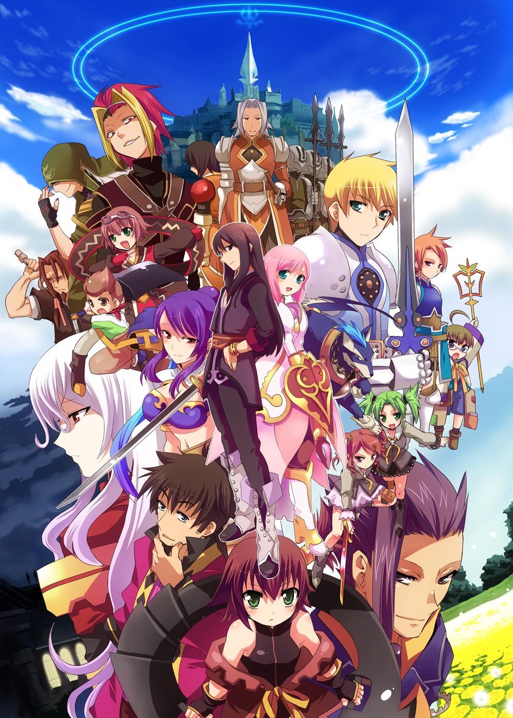 Free Download Desktop Wallpaper Tales Of Vesperia H609990 Games Hd