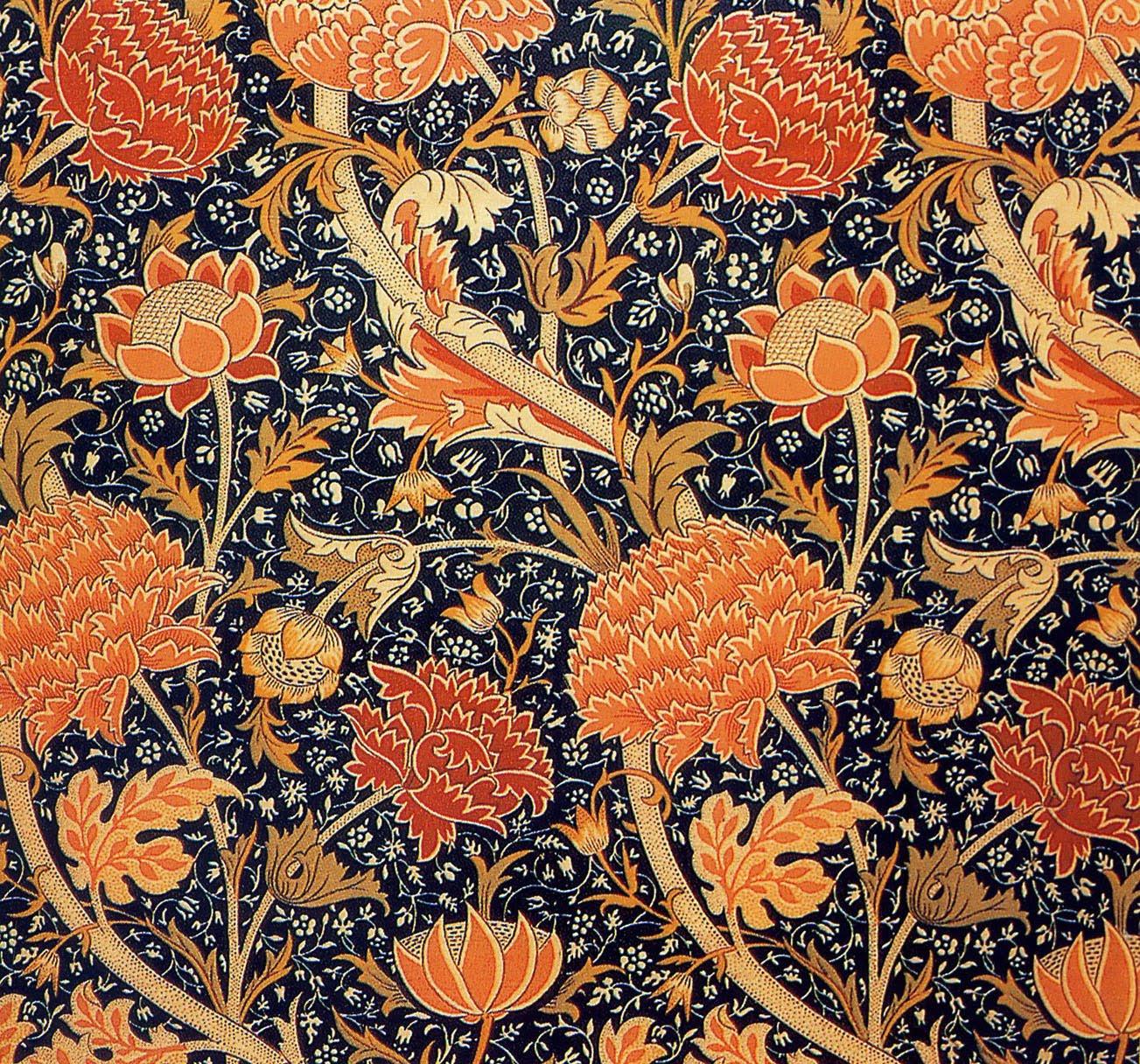 [49+] Arts and Crafts Movement Wallpaper on WallpaperSafari