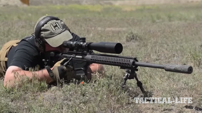 Exclusive Video Rugers Brand New Precision Rifle In 65 Creedmoor 684x384
