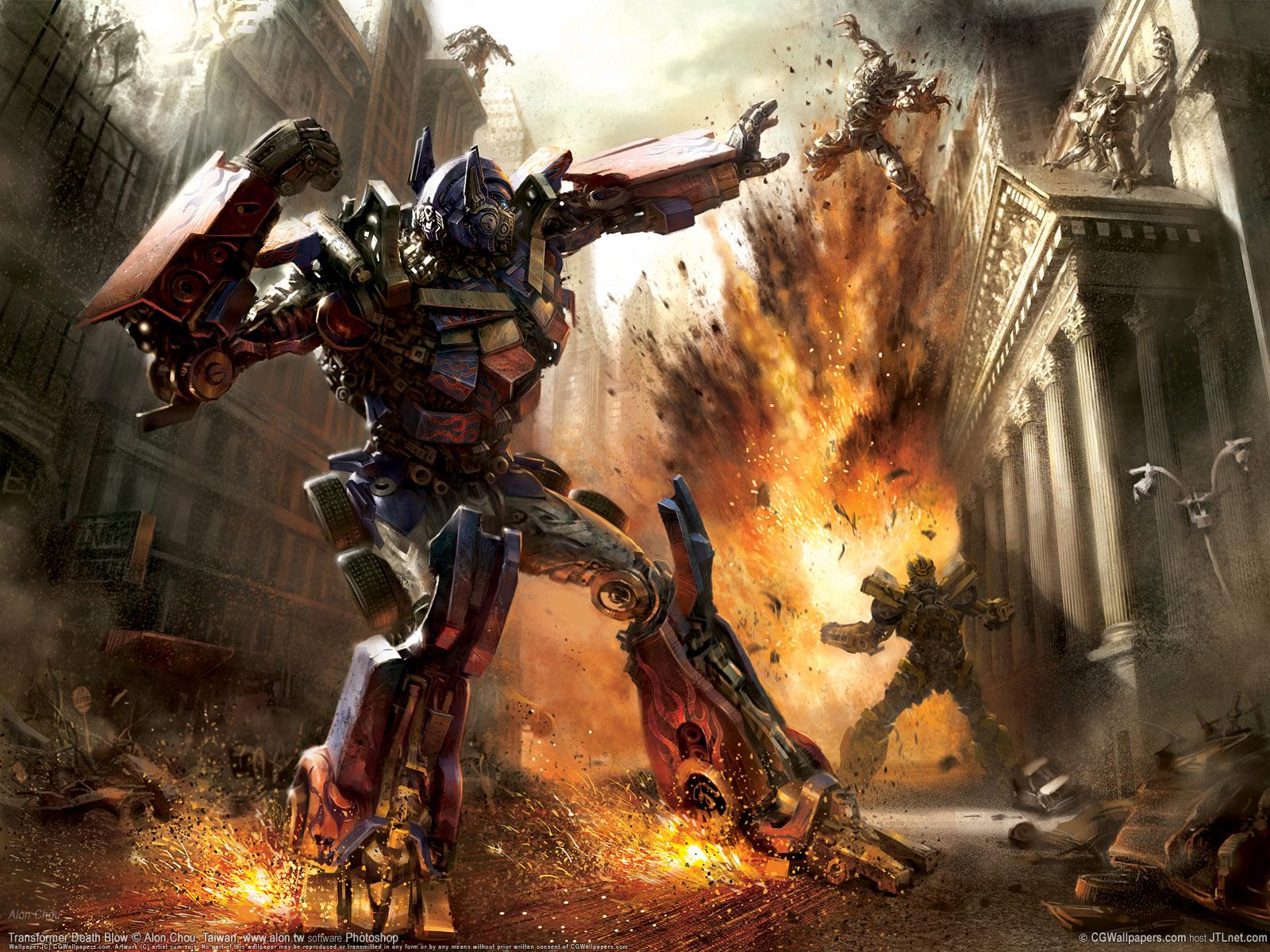 Download Transformers Wallpaper For Desktop 1600x1200