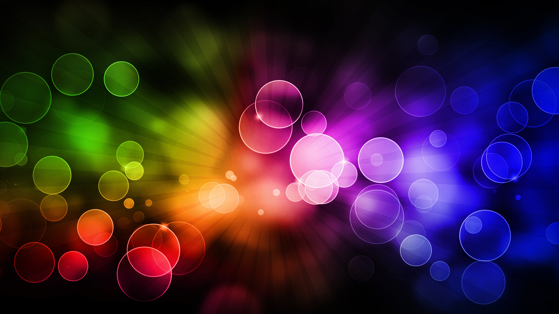 Really Cool Rainbow Backgrounds