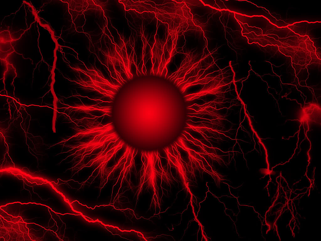 Red Techno Background   HD Wallpapers 1024x768