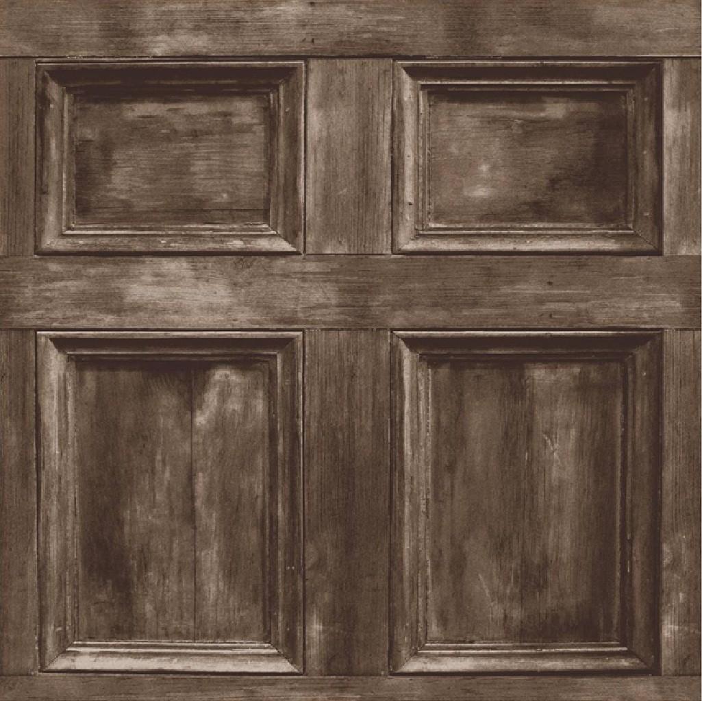 WOODEN DOOR WINDOW PANEL FRAME PRINT 10M WALLPAPER ROLL DECOR ART 1025x1023