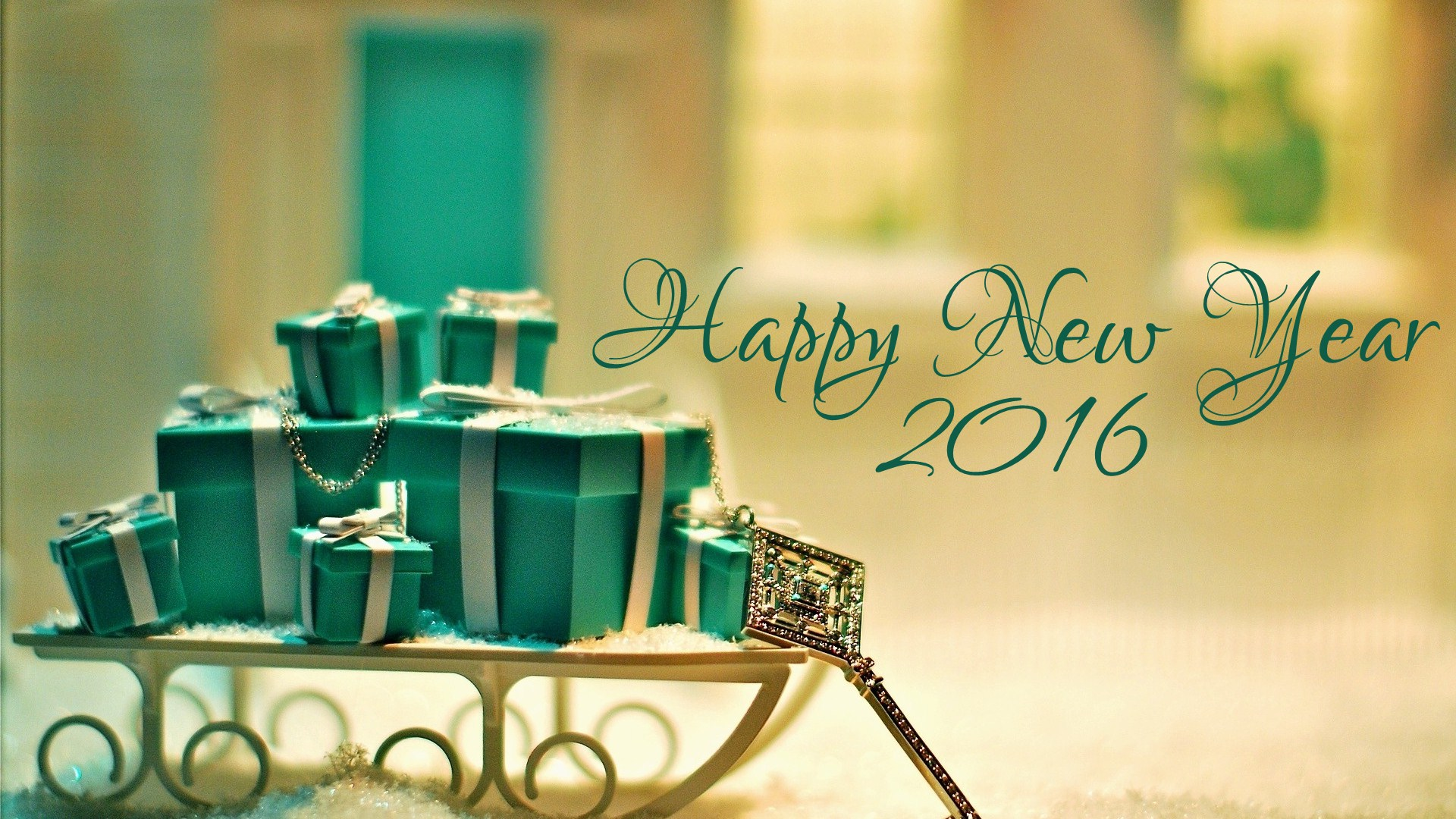 Happy New Year 2016 New 3D Wallpapers Download  2jpg 1920x1080