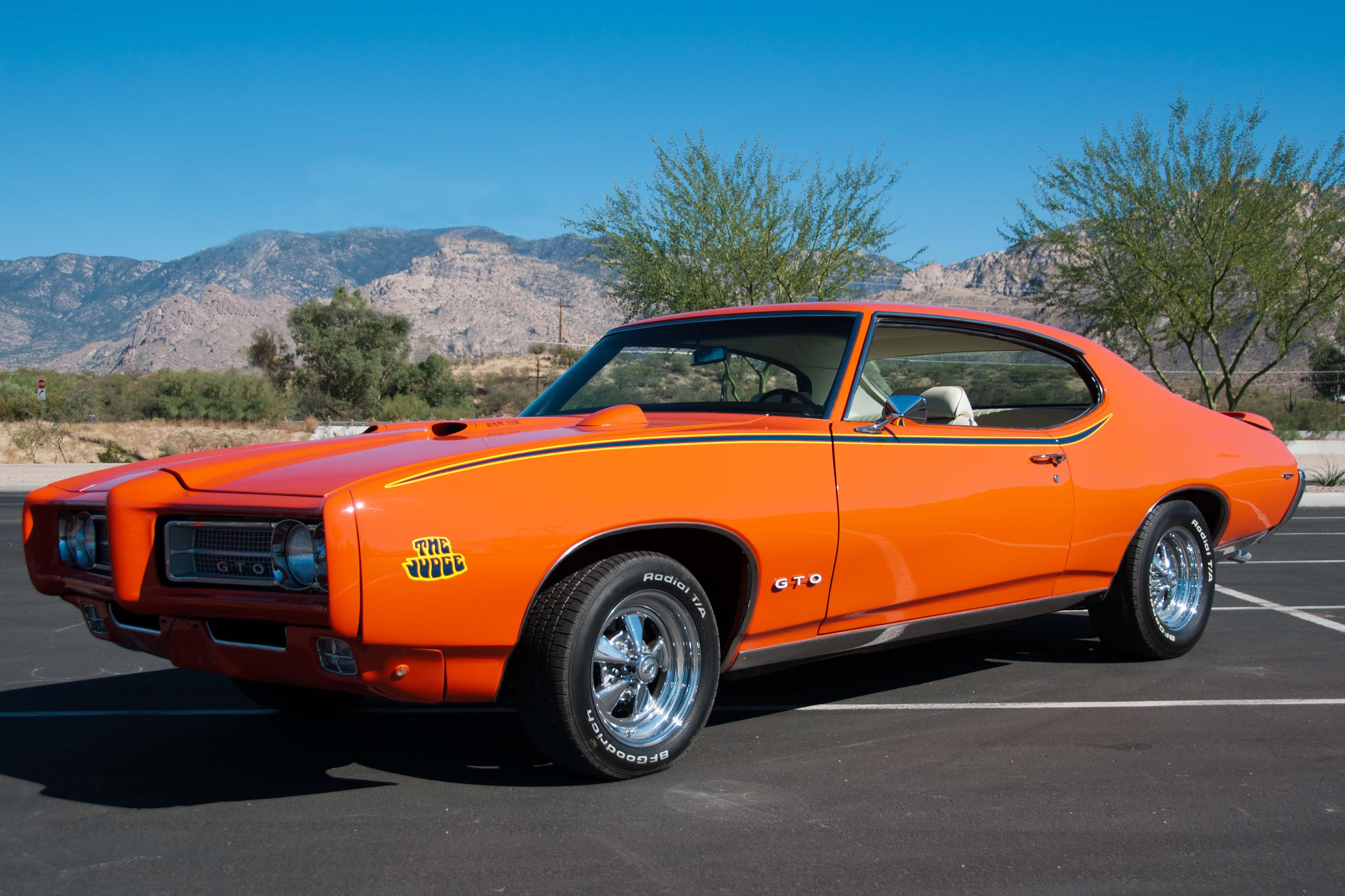 Pontiac GTO Wallpapers 3807x2538