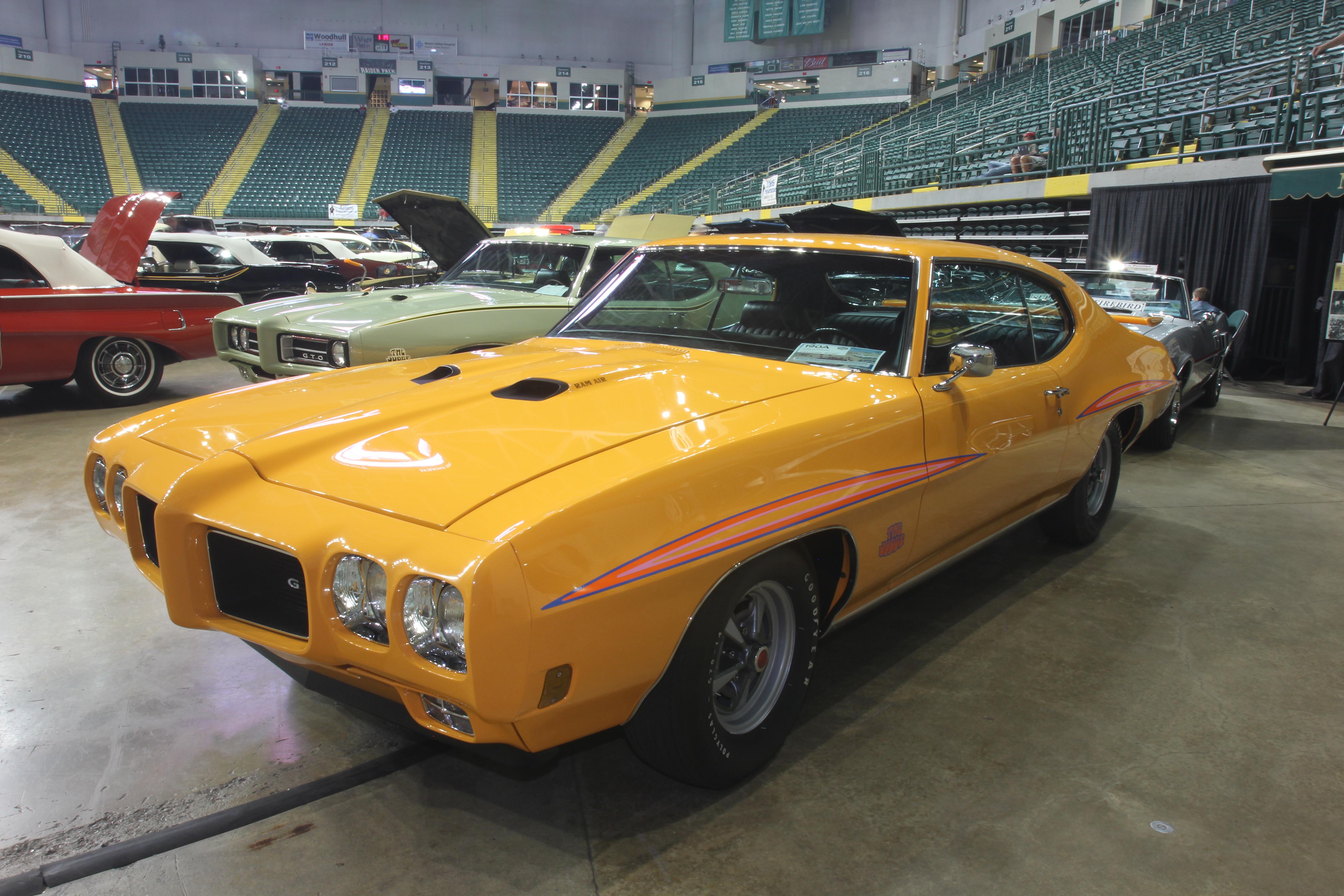 1970 GTO Judge 5184x3456