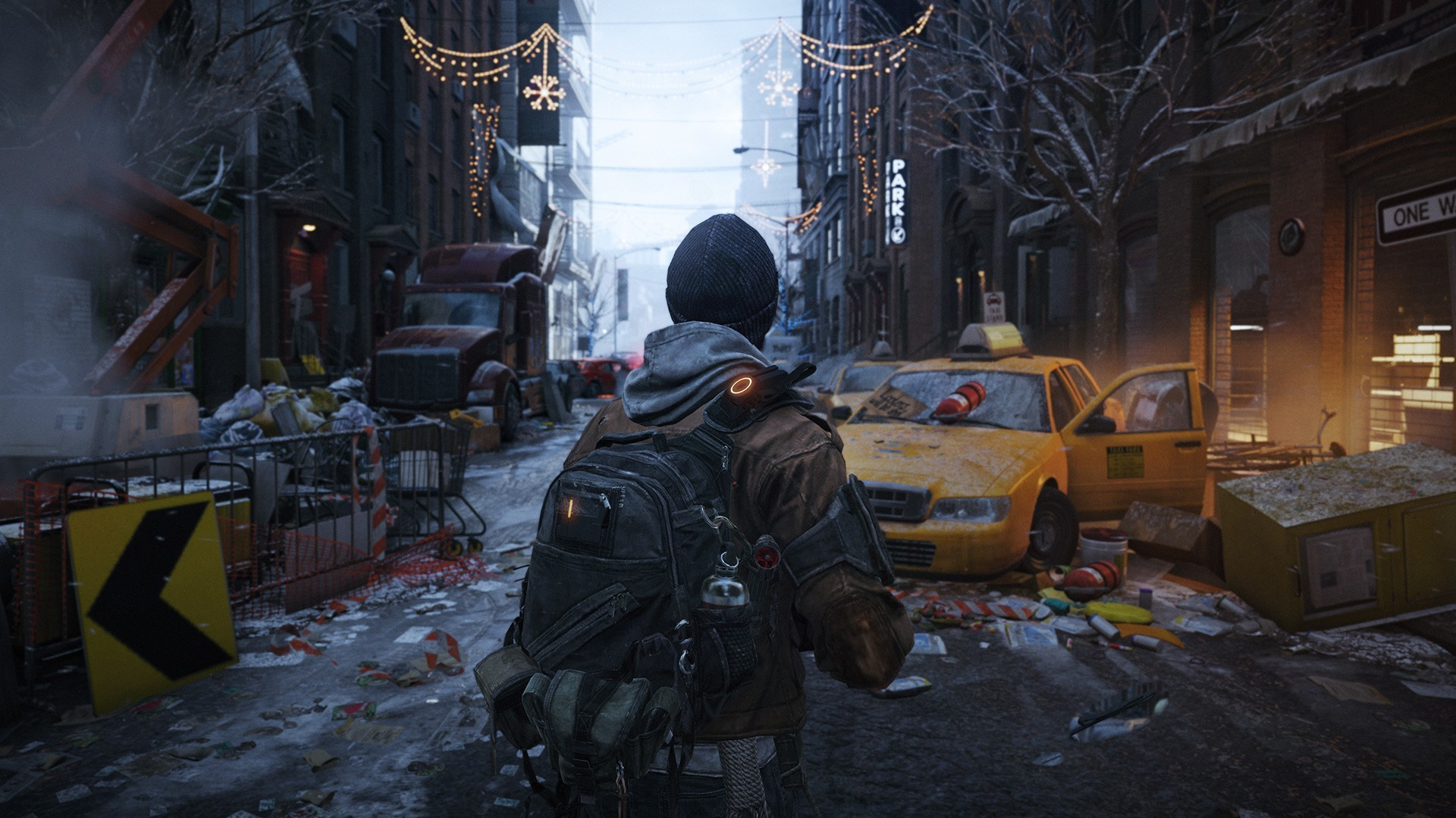 Tom Clancys The Division HD Wallpaper 1920x1080 1920x1080