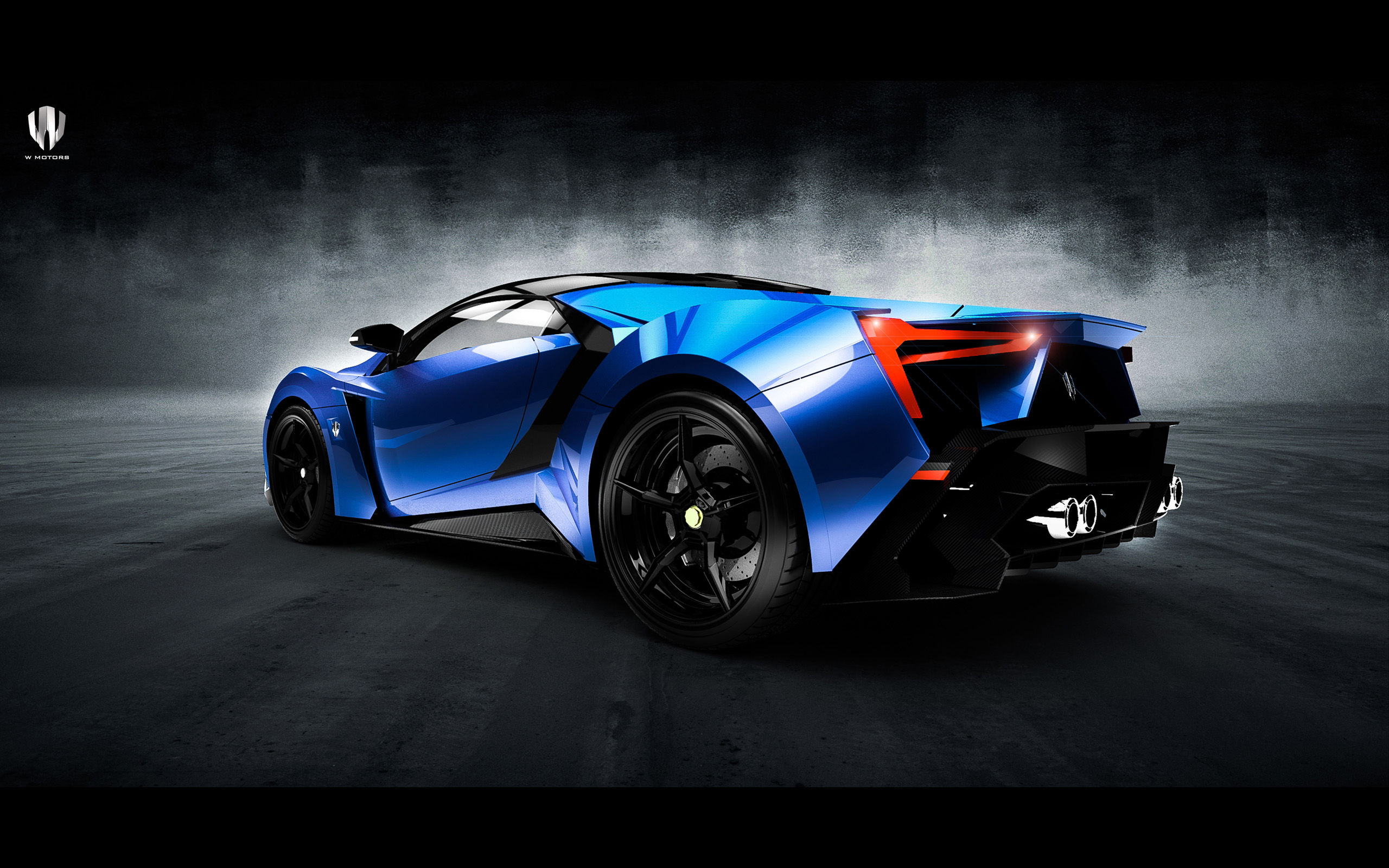 2015 W Motors Lykan SuperSport 3 Wallpaper HD Car Wallpapers 2560x1600