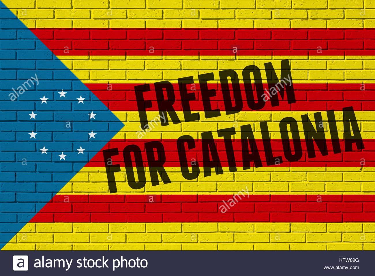 Catalan Flag Wallpaper Stock Photos Catalan Flag Wallpaper Stock 1300x956