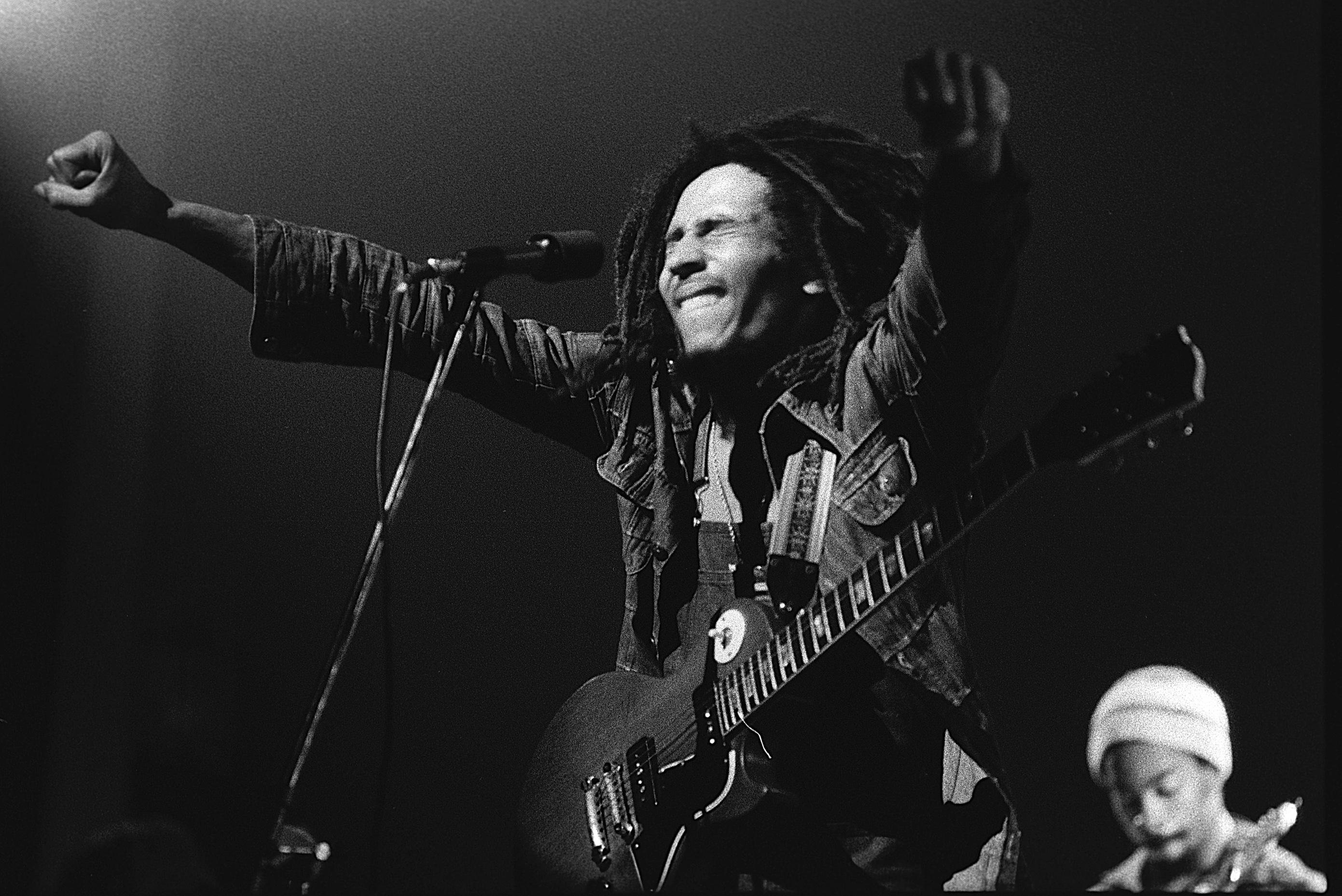 Bob Marley Wallpaper Black And White 246834