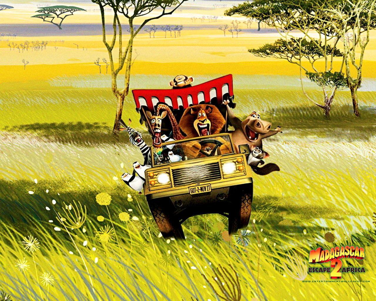 animation movie geek madagascar - photo #5