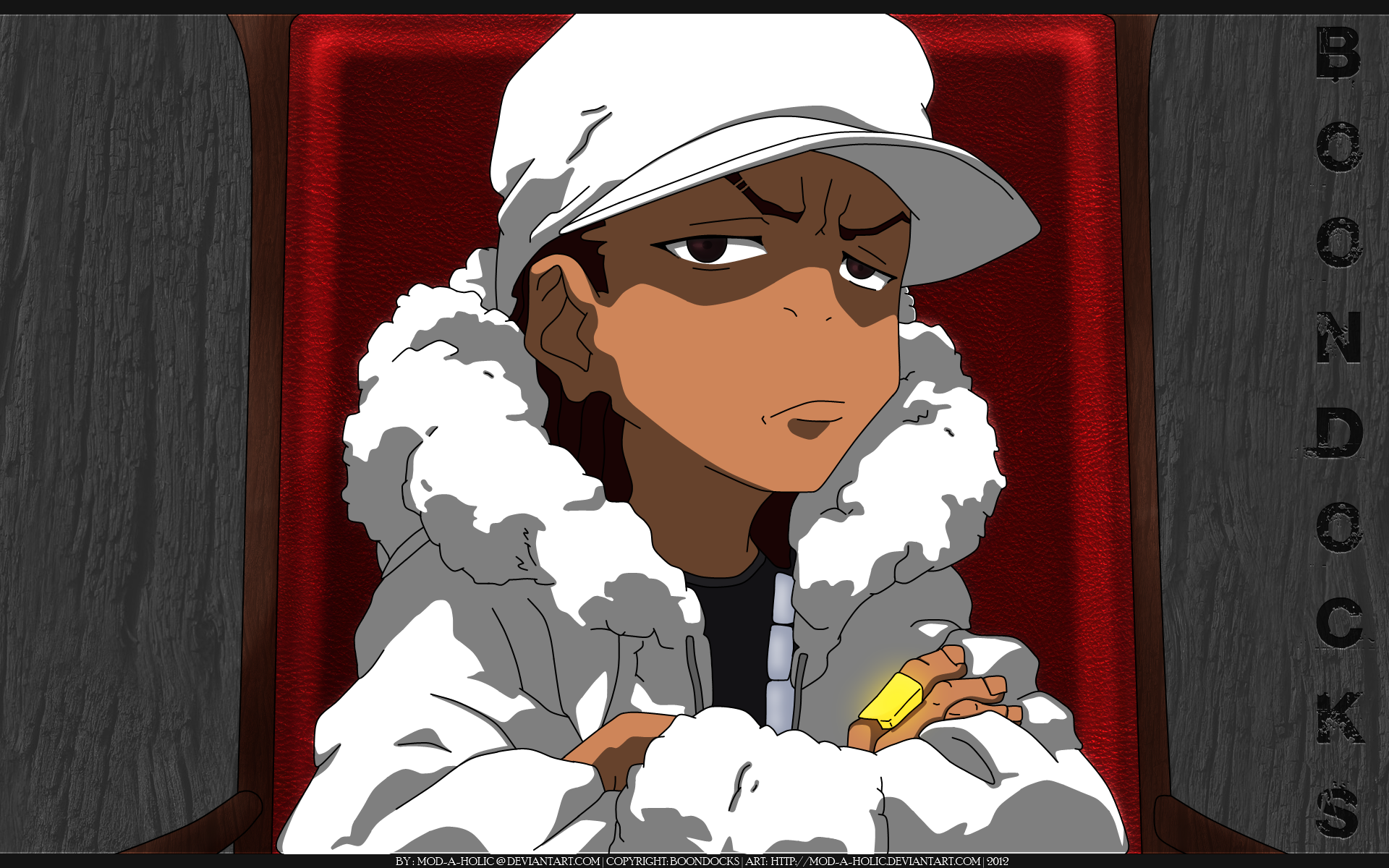 Boondocks Wallpaper Images TheCelebrityPix 1920x1200