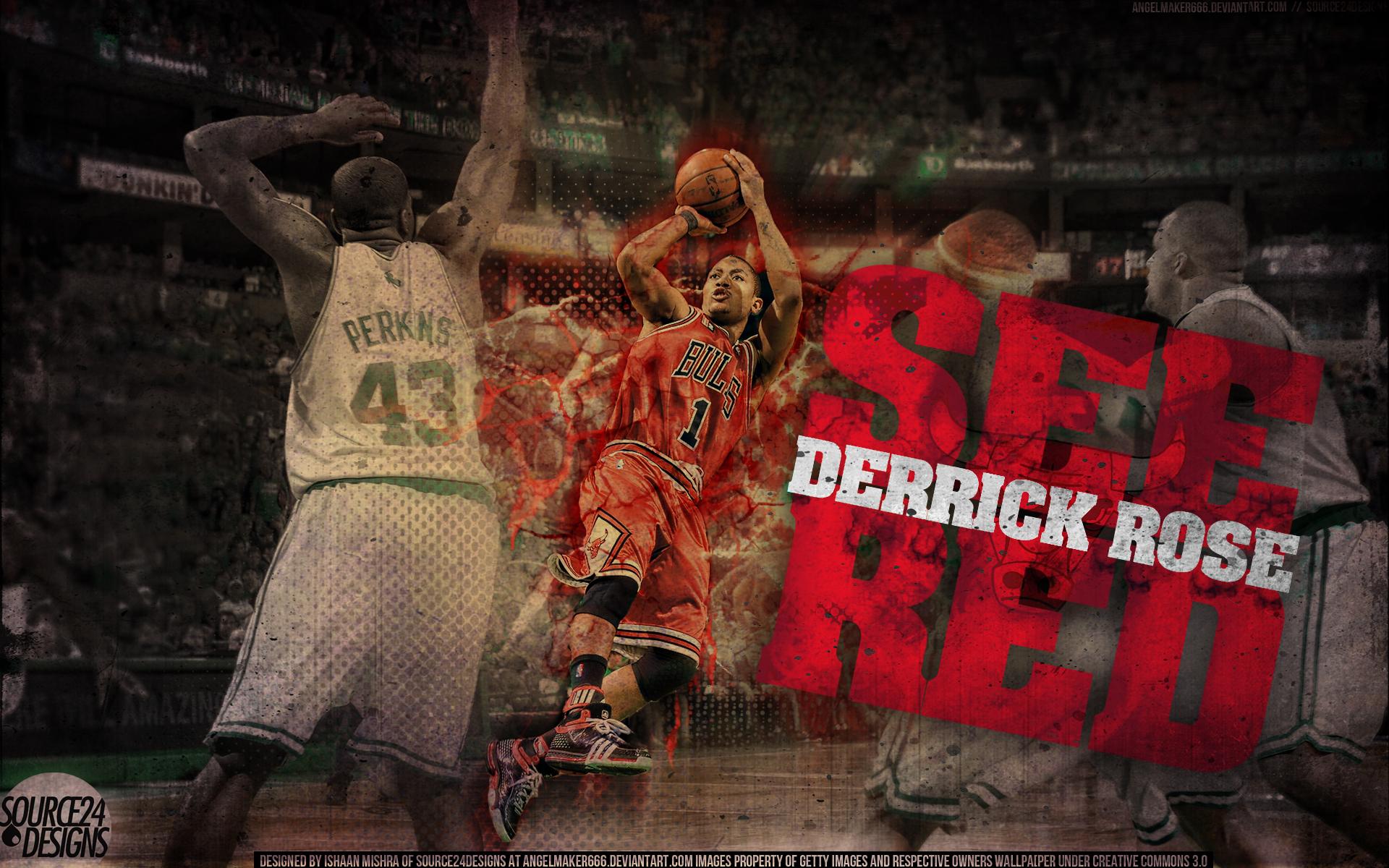 Derrick Rose MVP Wallpaper by Angelmaker666 on deviantART 1920x1200