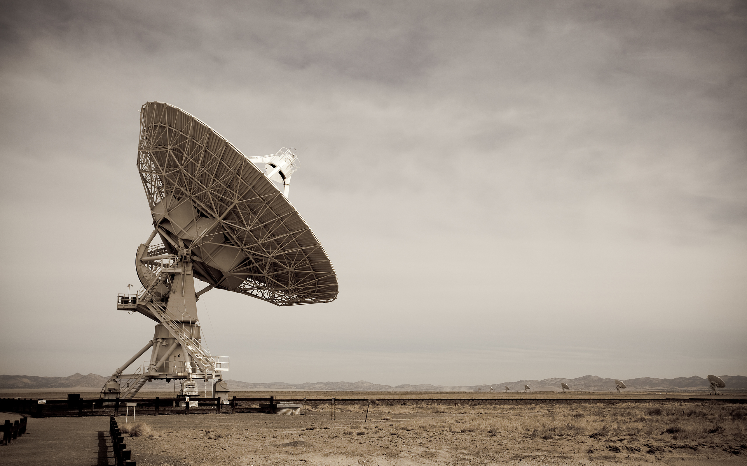 Very Large Array wallpapers Very Large Array stock photos 2560x1600