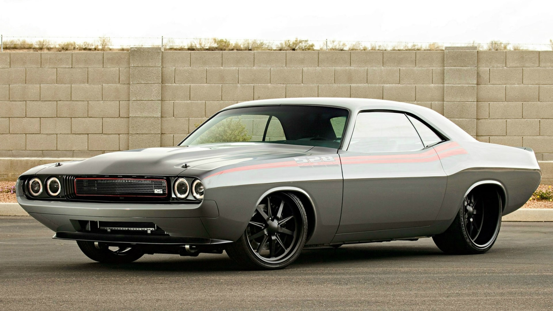Dodge Muscle Car Wallpaper 47 1920x1080