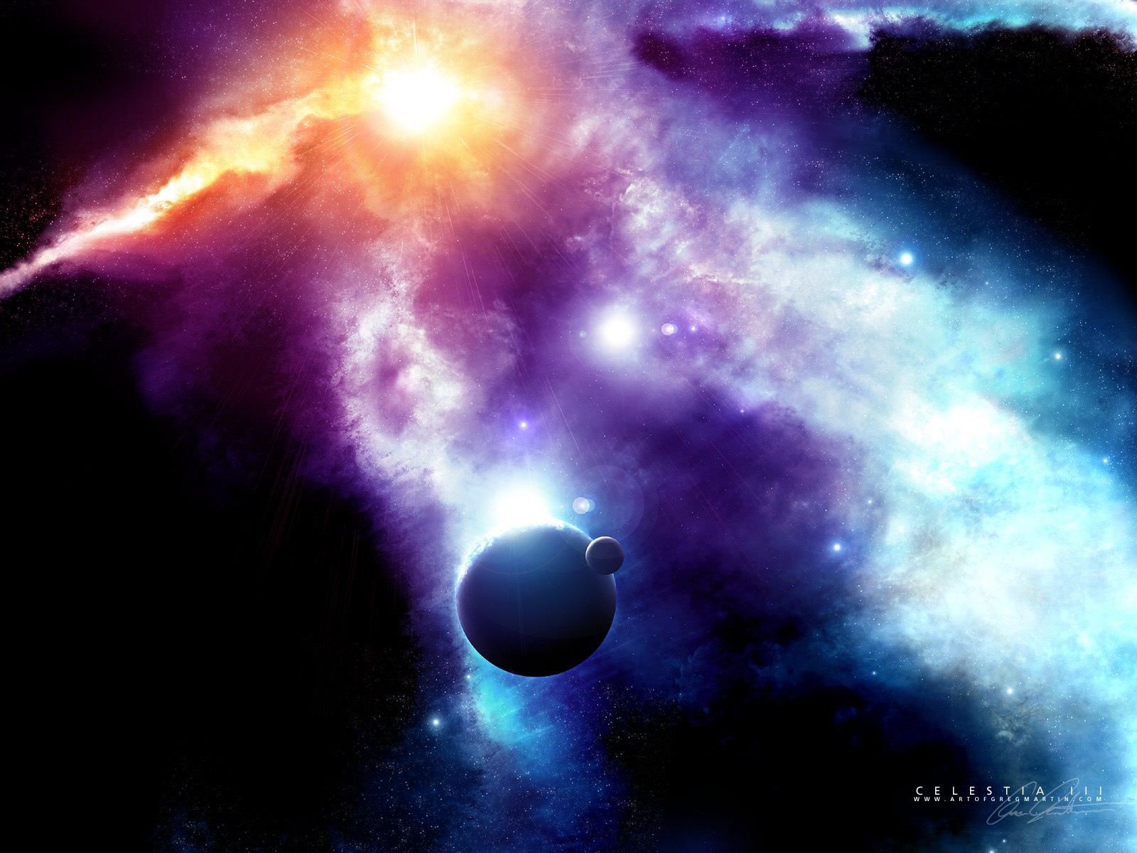 Amazing Space Wallpapers HD Wallpapers Backgrounds amazing spac 1600x1200