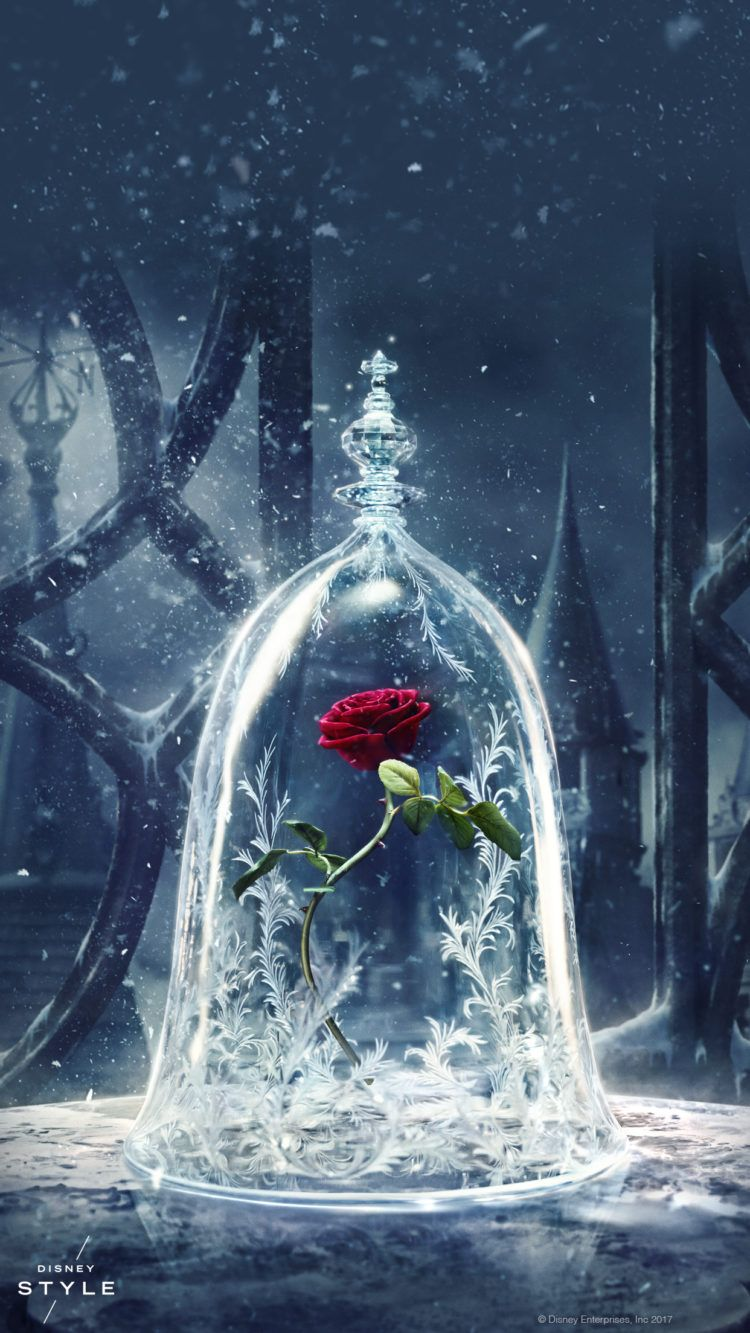 Add Some Magic to Your Devices With These Beauty and the Beast 750x1333