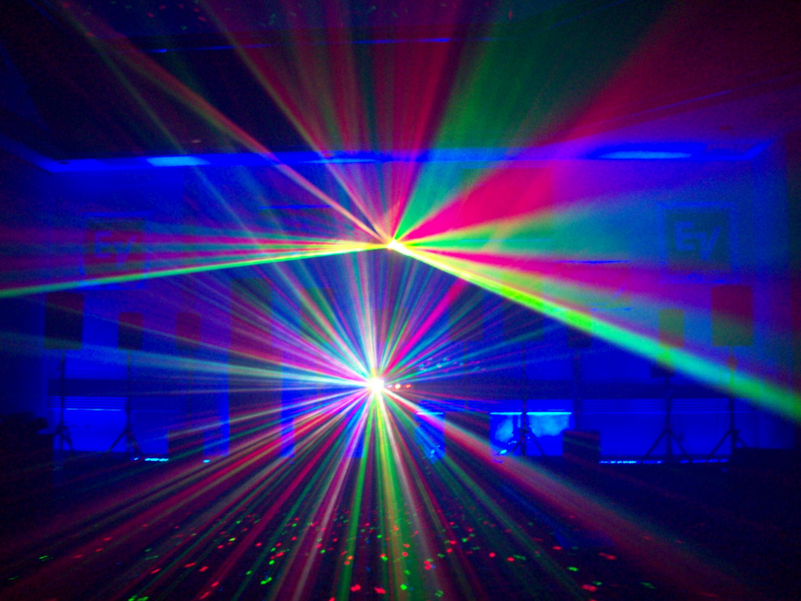 98 Led Dj Lights Wallpapers On Wallpapersafari
