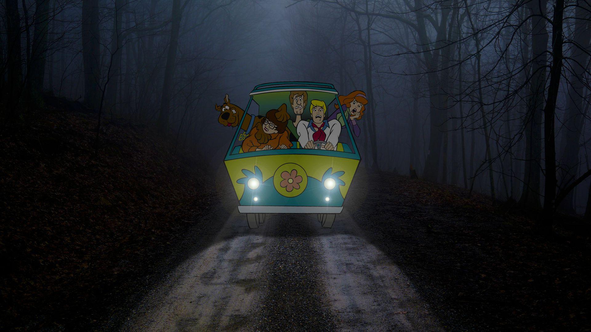 Badass Scooby Doo Wallpaper Wallpapersafari