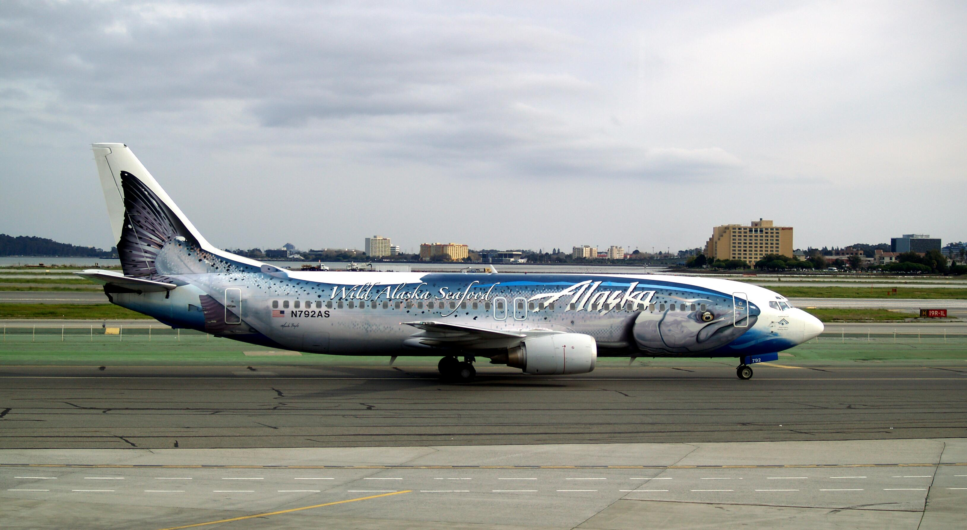 Alaska Airlines Wallpaper  WallpaperSafari