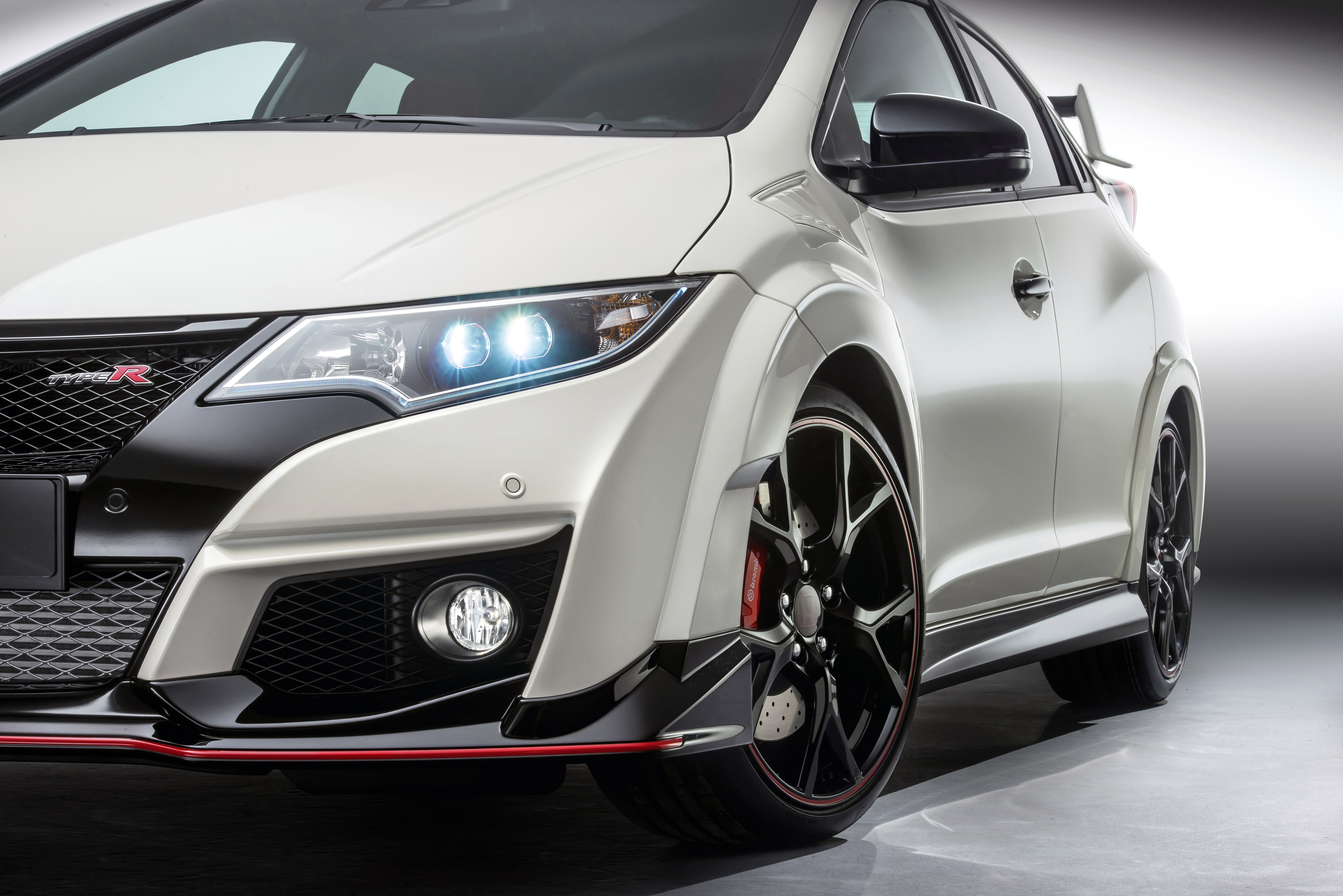 2015 Honda Civic Type R Mobile Wallpaper 4149   Grivucom 7360x4912
