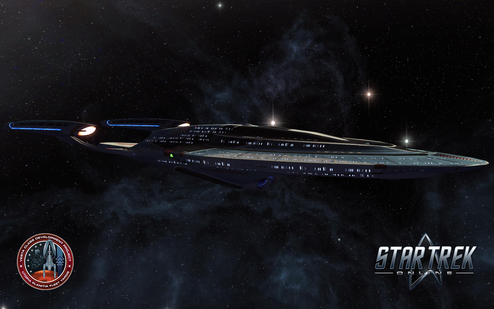 Star Trek Ship Wallpapers: Star Trek Ships Wallpaper
