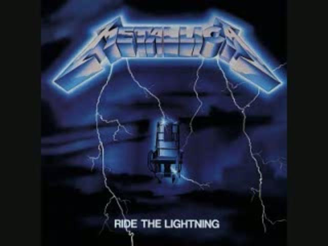 Metallica   Ride The Lightning on Vimeo 640x480