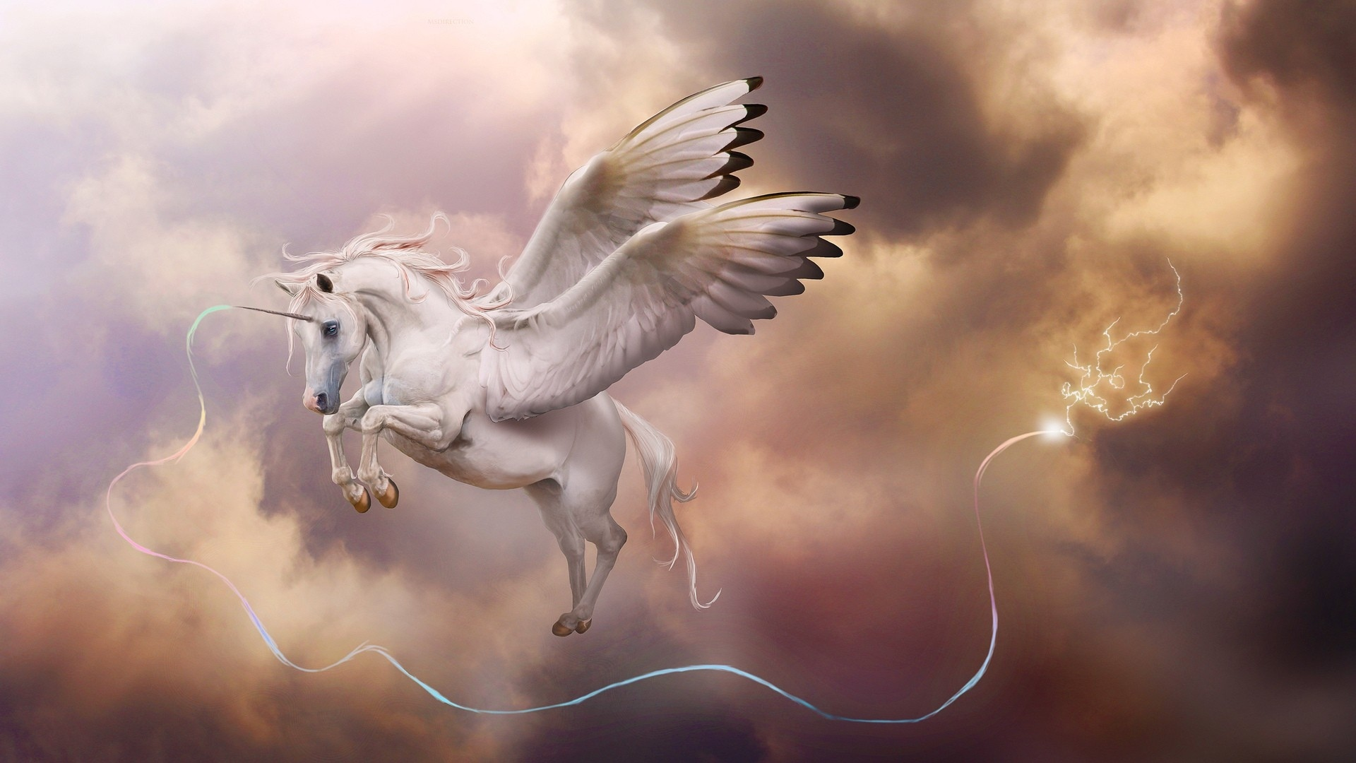 Unicorn Backgrounds   Wallpaper High Definition High Quality 1920x1080