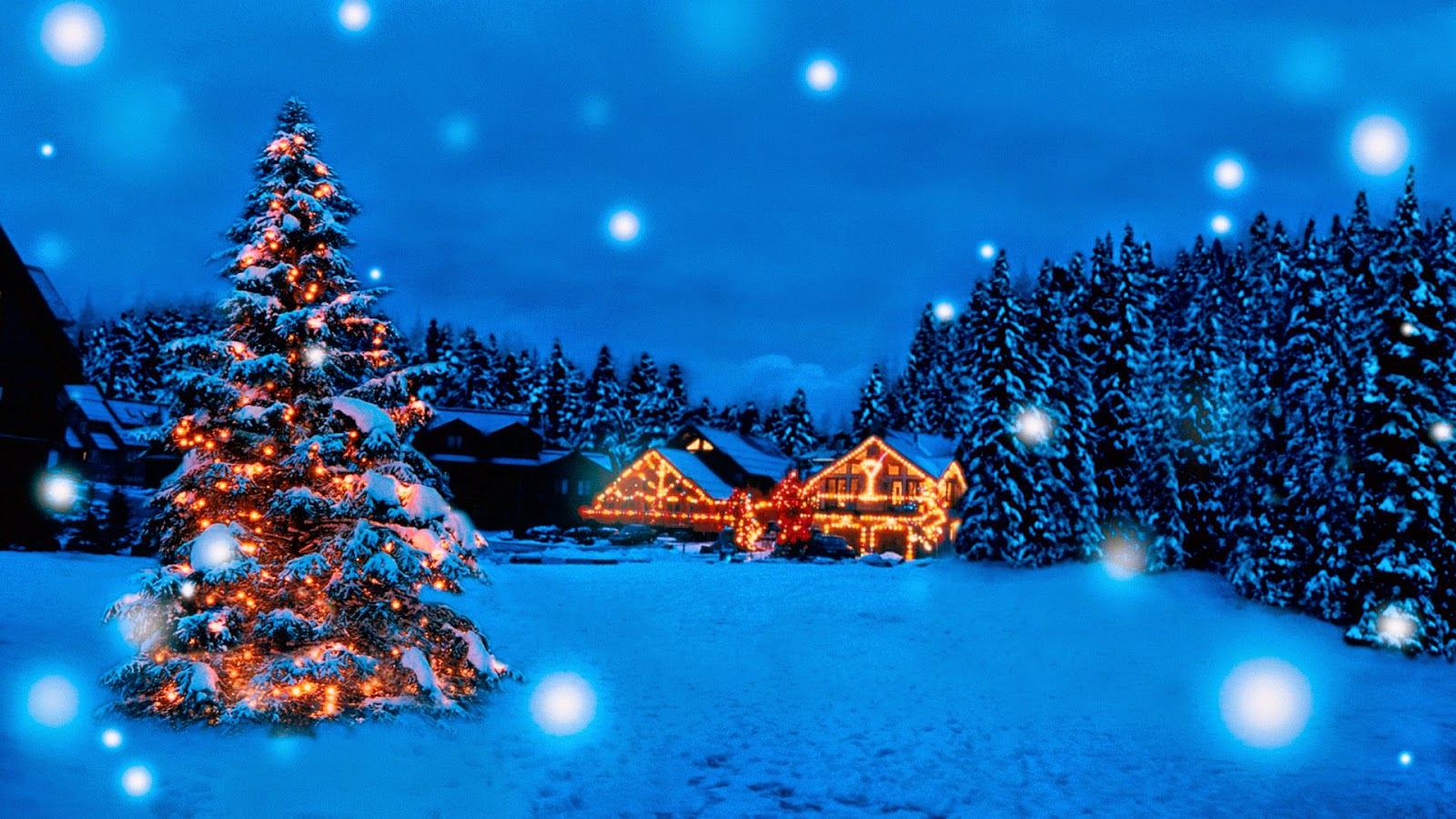 16381 christmas hd wallpaper widescreen 1600x900