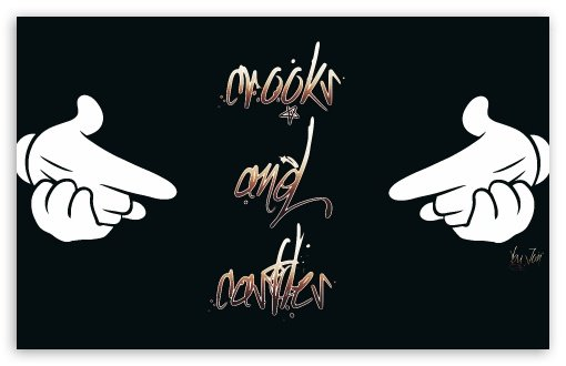 Crooks and Castles HD desktop wallpaper Widescreen High Definition 510x330