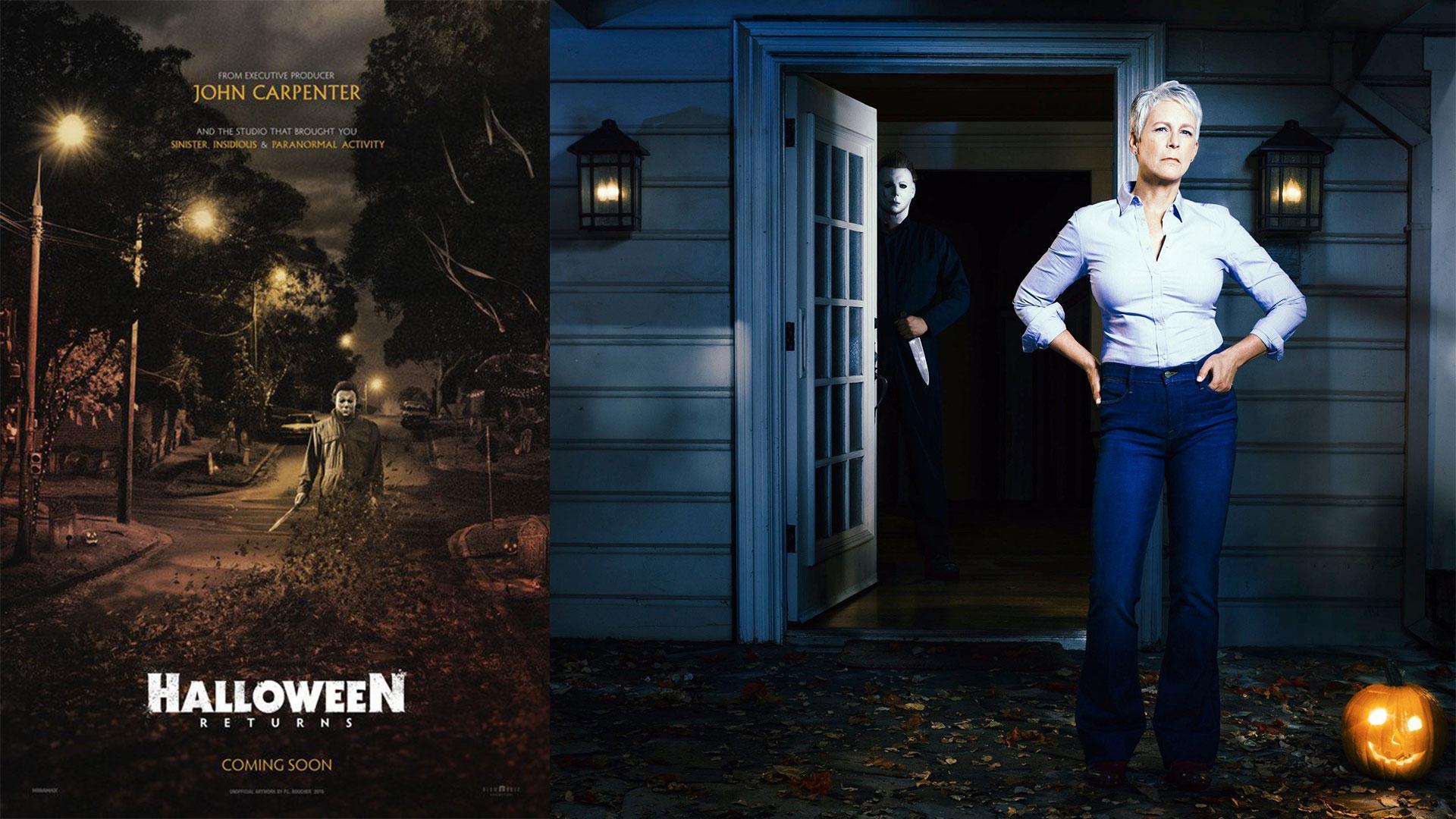 Halloween 3 movie wallpaper HD release October 2018 USA 1920x1080