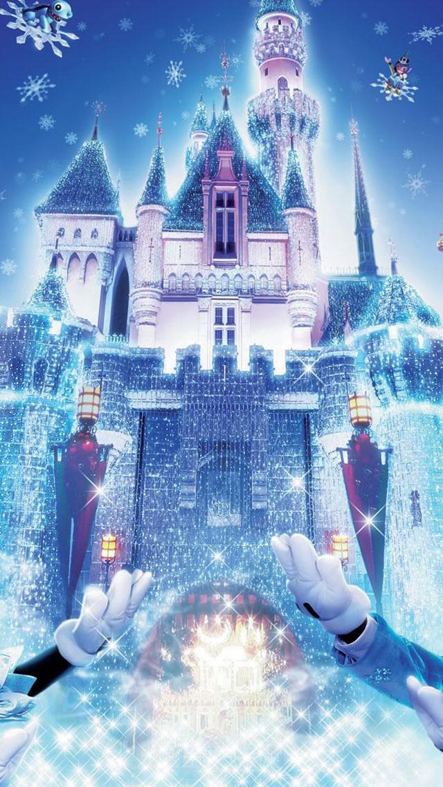 Disneyland iPhone 640x1136